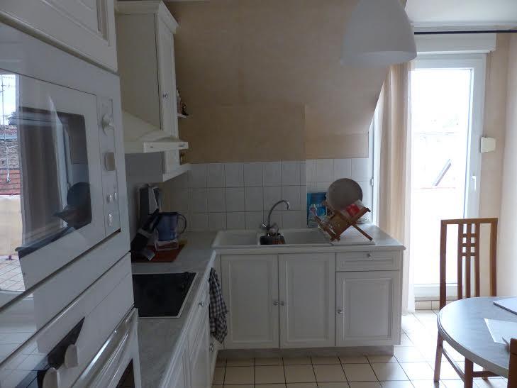 Une cuisine avant les travaux