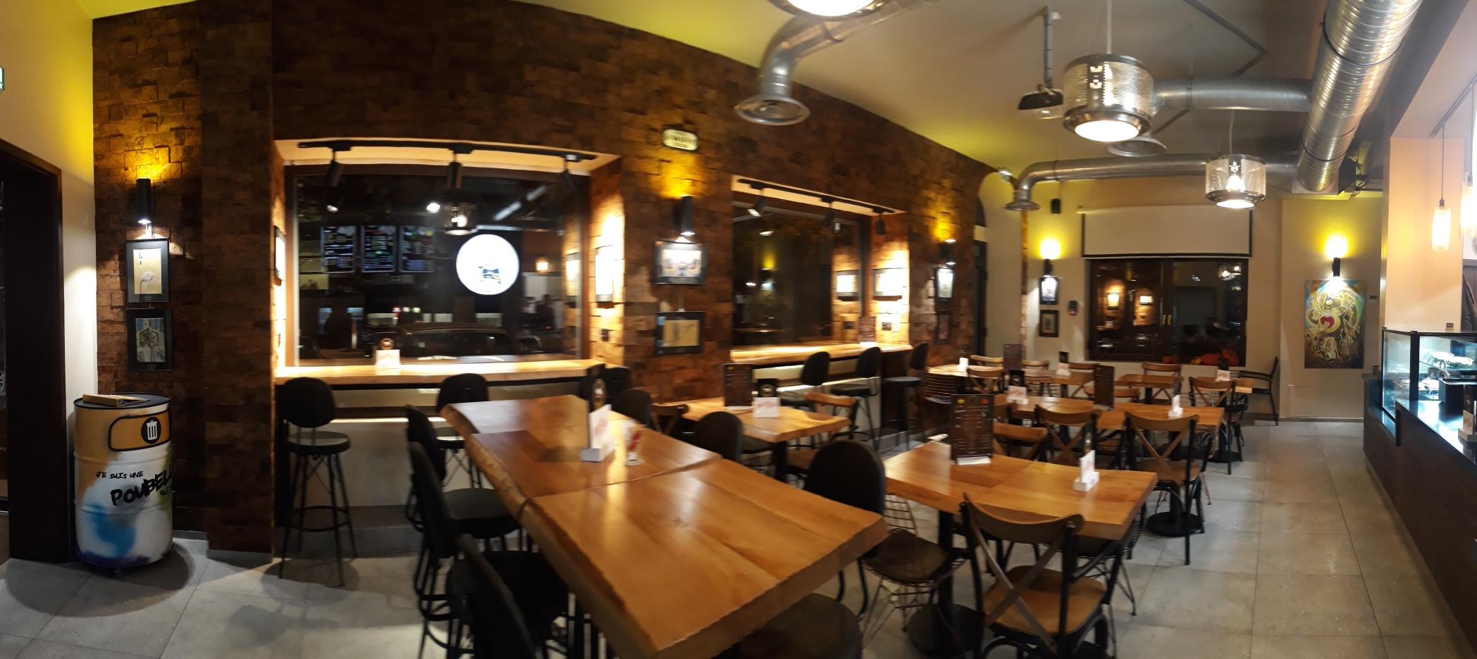 Le restaurant aujourd'hui