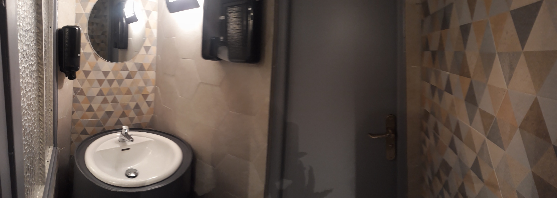Les toilettes Dames